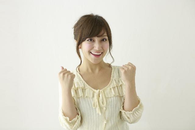 笑顔lady
