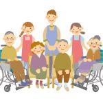 7つの老人福祉施設をマスターしよう!