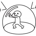 のび太に見られる防衛機制